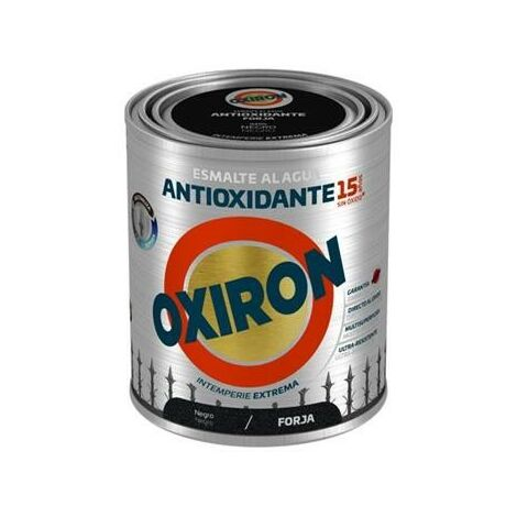 Esmalte antioxidante Titan Oxiron al agua Forja