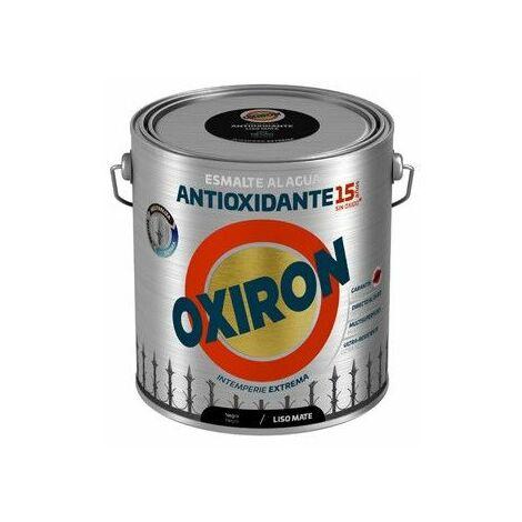 Esmalte antioxidante Titan Oxiron al agua Liso Mate