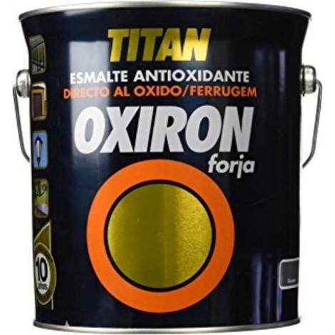 Esmalte antioxidante Titan Oxiron Forja 4L