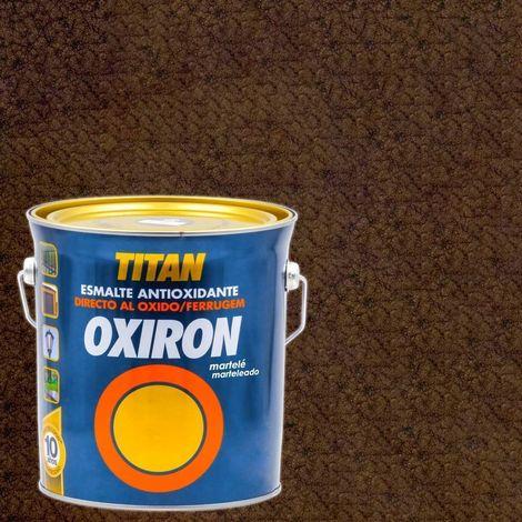 Esmalte antioxidante Titan Oxiron Martelé 4L