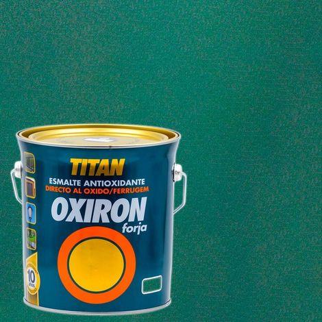 Esmalte Antioxido Forja Marron 4 L - OXIRON - 020021404..