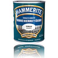 Esmalte Antioxido Forja Verde - HAMMERITE - 678020976 - 750 ML