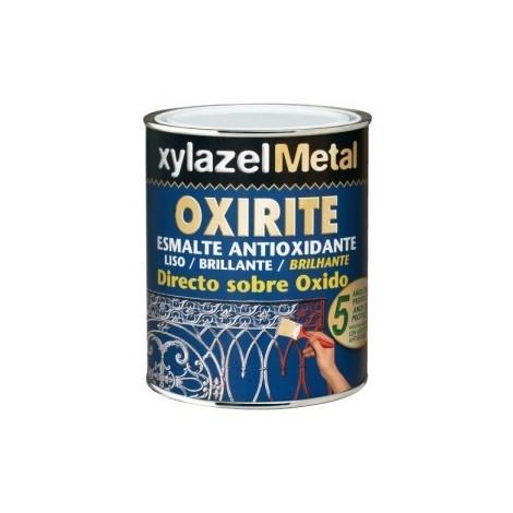 Esmalte Antioxido Liso Marron - OXIRITE - 6018603 - 750 ML
