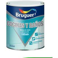 Esmalte Azulejo Br Rojo Amapol - BRUGUER - 5160702 - 750 ML