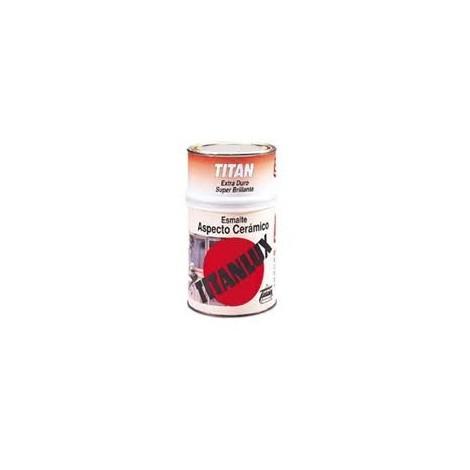 Esmalte Ceramico 2 C. Blanco - TITANLUX - 00C420034 - 750 ML
