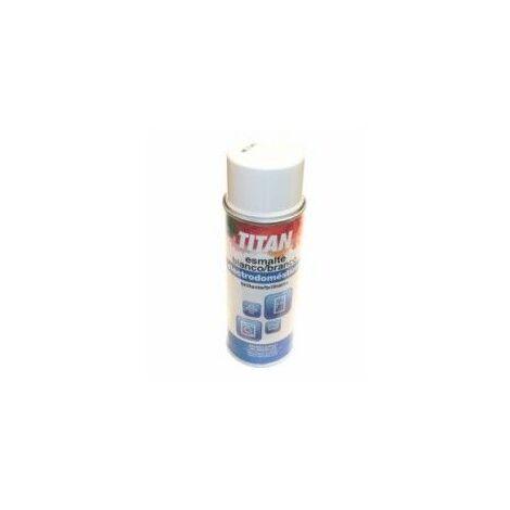 Esmalte Electrodomestico Brillante 200 Ml Blanco Titan