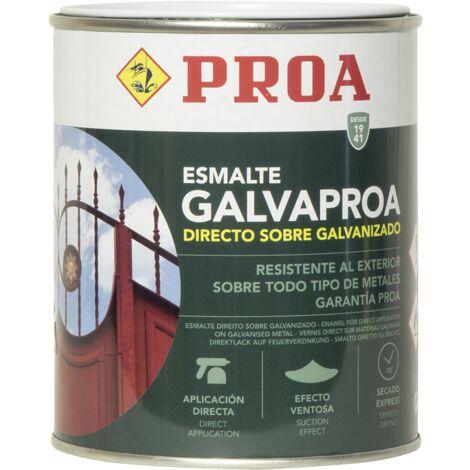 Esmalte Forja directo sobre galvanizado Galvaproa Forja.