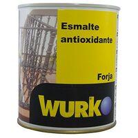 Esmalte forja negro antioxidante 750