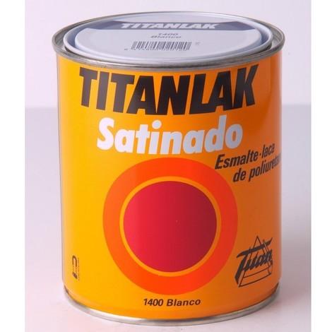 Esmalte-Laca poliuretano satinada Titanlak