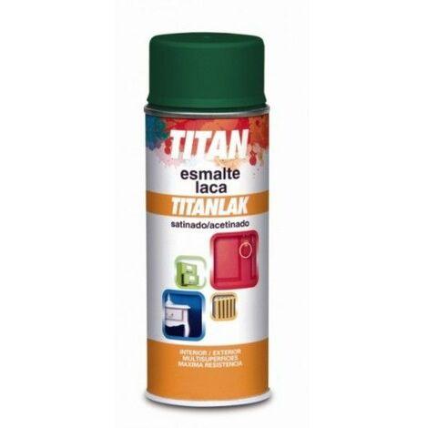 Esmalte Laca Satinado 200 Ml Blanco Titanlak Titan