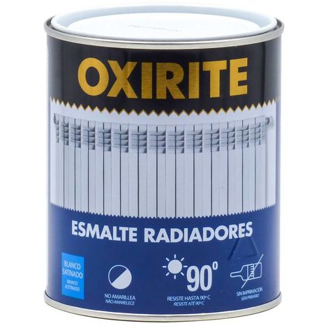 Esmalte Radiadores Blanco Oxirite 750 mL