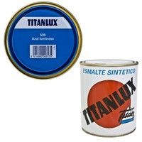 Esmalte Sint Br Azul Luminoso - TITANLUX - 539 - 125 ML