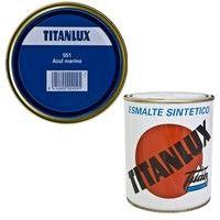 Esmalte Sint Br Azul Marino - TITANLUX - 551 - 750 ML
