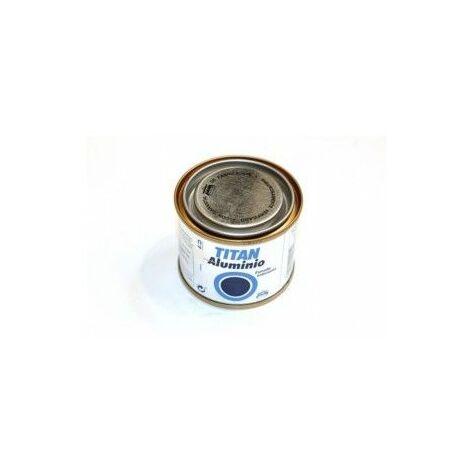 Esmalte Sintetico 50 Ml Aluminio Exterior Titan