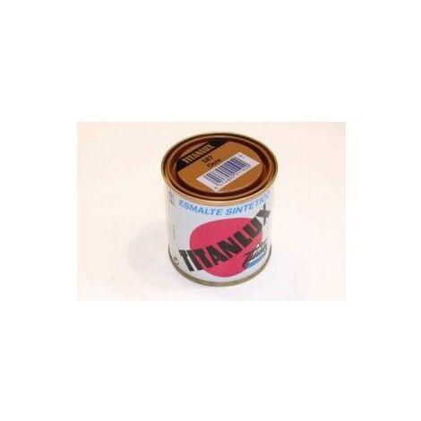 Esmalte Sintetico Brillante 125 Ml Ocre Interior/Exterior Titan Titanlux