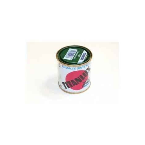 Esmalte Sintetico Brillante 125 Ml Verde/Mayo Interior/Exterior Titan Titanlux