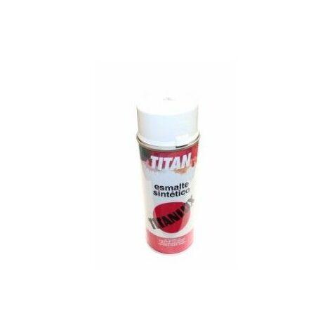 Esmalte Sintetico Brillante 400 Ml Blanco Titanlux Titan