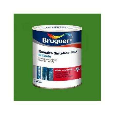 Esmalte sintetico Bruguer Dux Brillante Verde primavera 750 Ml