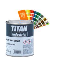 Esmalte Sintético Mate Titan 816