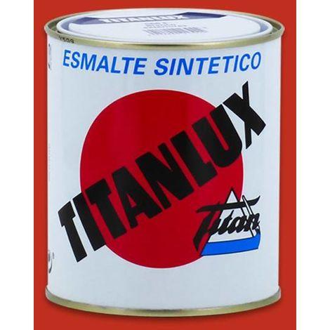 Esmalte Sintético Titanlux Brillante   375 mL - 554 Naranja