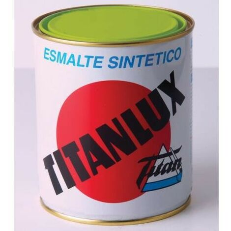 ESMALTE TITANLUX 750 ML 522 001