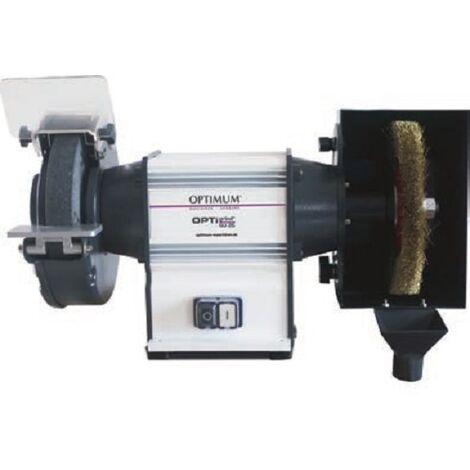 Esmeriladora combinada 600W/400V OPTIMUM GU 20B