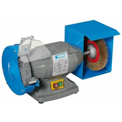 Esmeriladora combinada de banco 230 V 50 Hz 0,40 kW FERVI S510