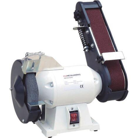 Esmeriladora con brazo de lijado 250 W / 230 V METALWORKS ESL 150/50