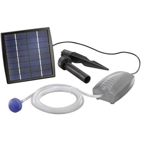 """main image of """"Esotec 101870 Solar AIR-S Aérateur de bassin solaire 120 l/h"""""""