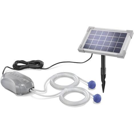 Esotec Aérateur de bassin solaire - DUO-Air