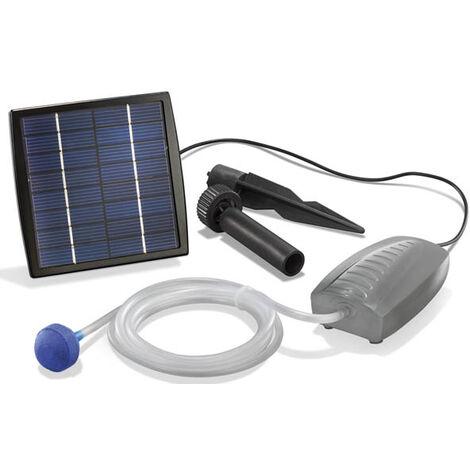 """Esotec Aérateur de bassin solaire - """"Solar Air S"""" - 120 L / h"""