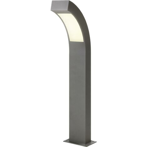 Esotec LED-Außenstandleuchte 4.5W Tageslicht-Weiß 105190 Line Anthrazit S44829