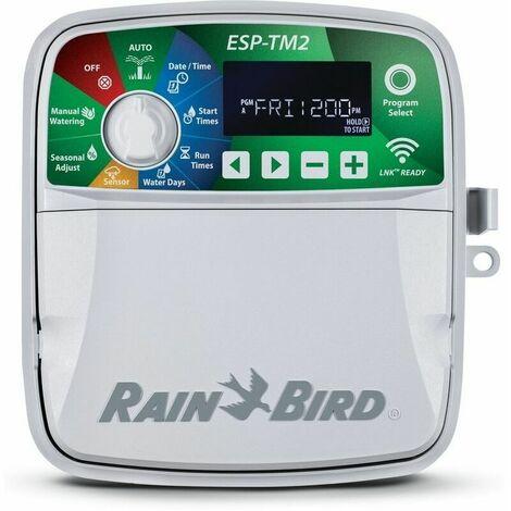 ESP-TM2 - Centralina a 8 stazioni per esterno WiFi compatibile