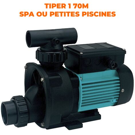 Espa Pompe spa ou petite piscine TIPER 70M 0,5CV 12m3/h