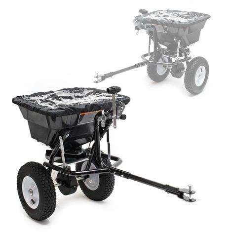 Esparcidor GT1507 Capacidad 29L Esparcidor semillas, abono, sal Accesorios jardinería Cuidado jardín