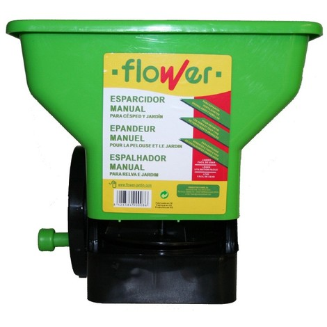 Esparcidor Manual Flower