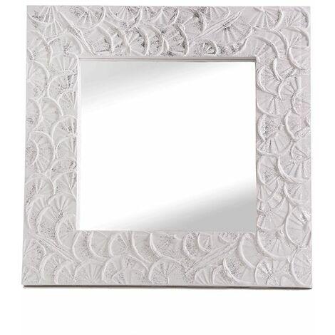 Espejo artesanal Abanico