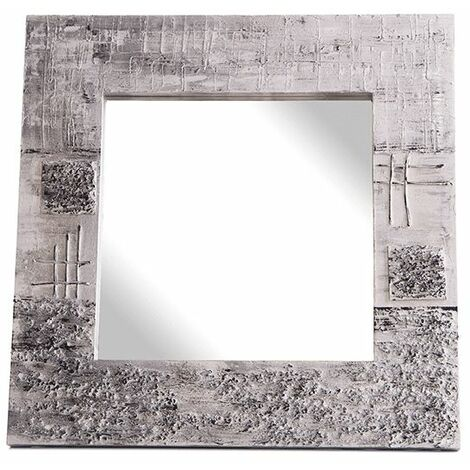 Espejo artesanal Silver