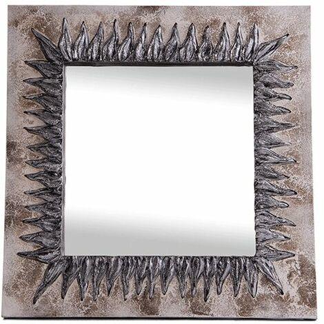 Espejo artesanal Sol