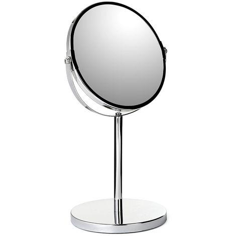Espejo baño aumento con pie Tatay 17 cm