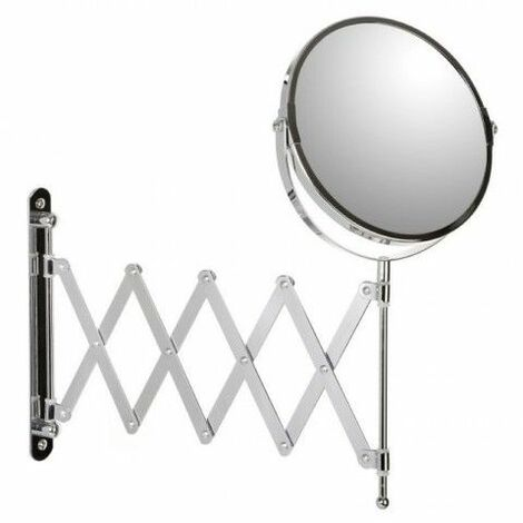 Espejo Baño Extensible Mural 17Cm Aumento 3 Tatay