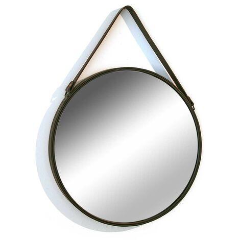espejo colgar pared 50x3x50