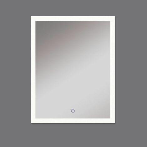 Espejo con luz ACB Iluminacion AMANZI A359601LP blanco