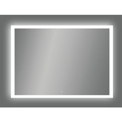 Espejo con luz ACB Iluminacion AMANZI A359611LP blanco