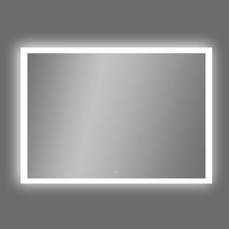 Espejo con luz ACB Iluminacion AMANZI A359621LP blanco