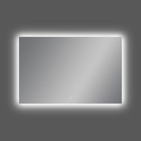Espejo con luz ACB Iluminacion ESTELA A943921LB blanco