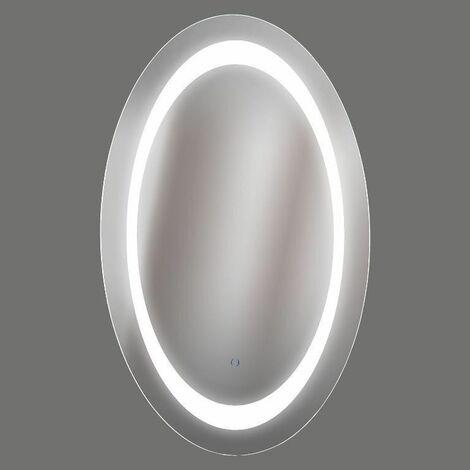 Espejo con luz ACB Iluminacion VESI A930401LP blanco