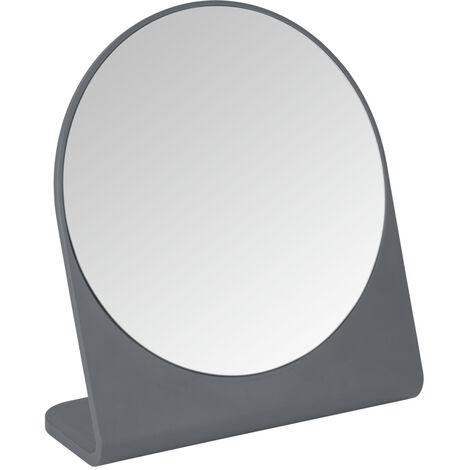 Espejo cosmética Marcon antracita