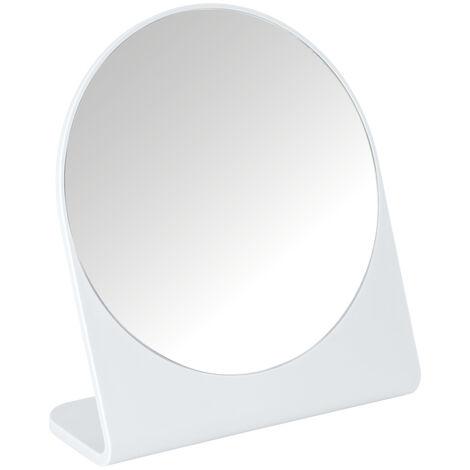 Espejo cosmética Marcon blanco