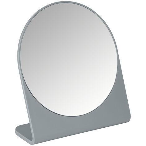 Espejo cosmética Marcon gris
